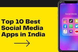 best social media apps in india
