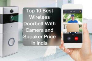 best wireless doorbell with camera